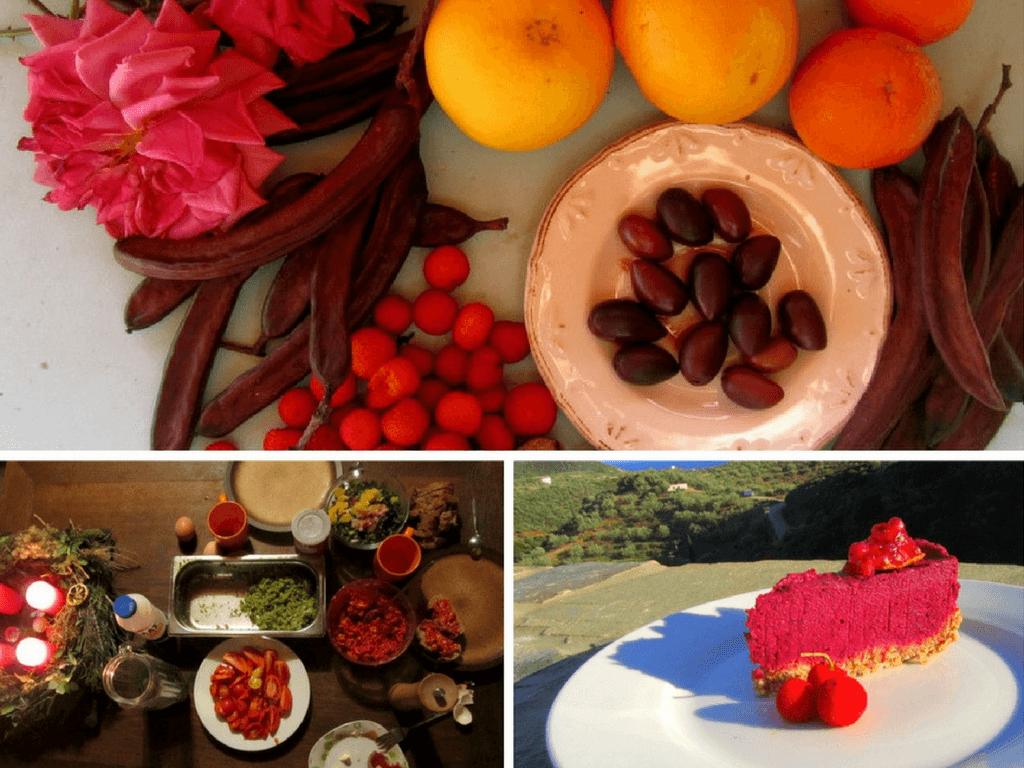 Monemvasia, Früchte der Wintersaison