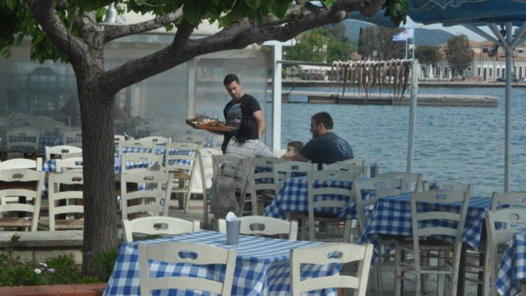 Überleben als Veganer im griechischen Restaurant