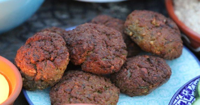Libanesische Falafel - فلافل لبناني