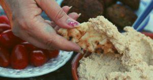 Hummus Bi Tahina -حمص بي طحينة